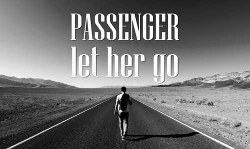 i had to let her go