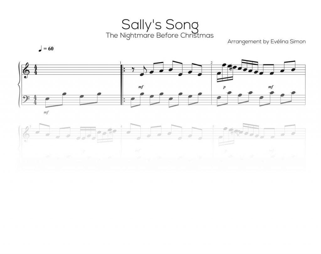 Sally\'s song | Harp School