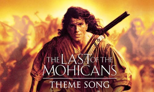 The Last Of The Mohicans: Main Theme   Harp School