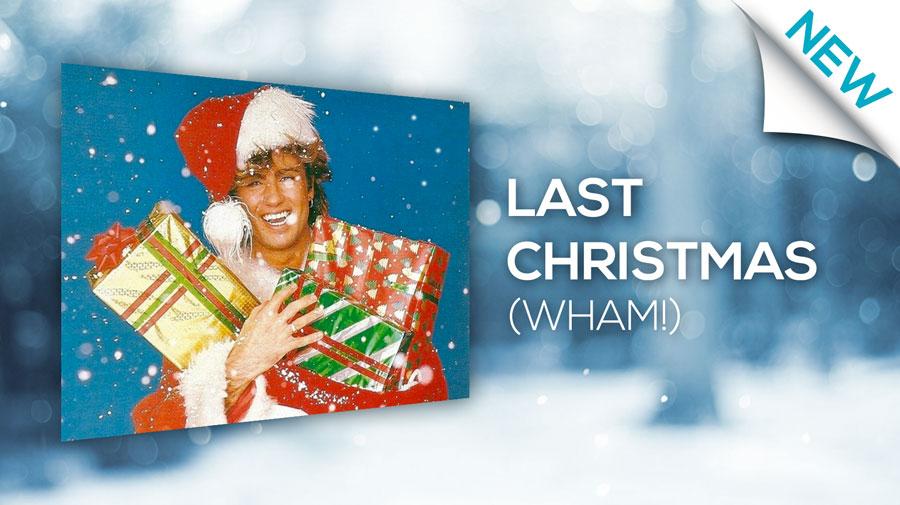 Last Christmas - Wham! - learn the harp